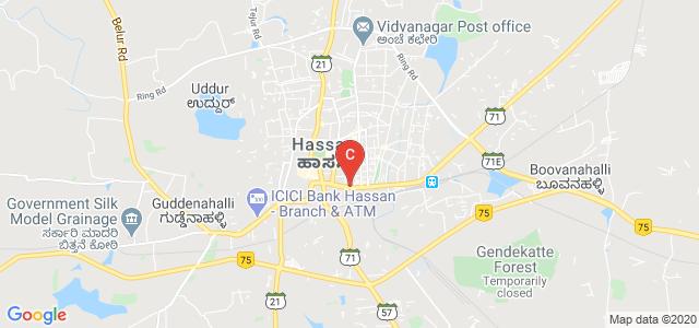 Rathna College Of Nursing, Rangoli Halla, Hassan, Karnataka, India