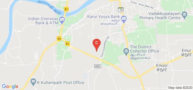 Sakthi College of Nursing, Karur, Tamil Nadu, India
