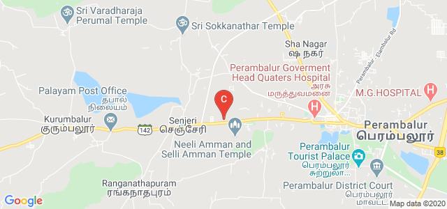 Dhanalakshmi Srinivasan College Of Nursing, Perambalur, Tamil Nadu, India