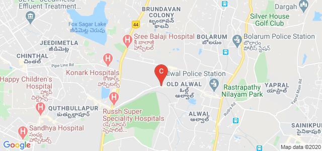Dr. Narayana College Of Hotel Management, Alwal Road, Father Balaiah Nagar, Alwal, Secunderabad, Telangana, India