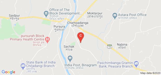 Rabindra Mahavidyalaya, Champadanga, Hooghly, West Bengal, India