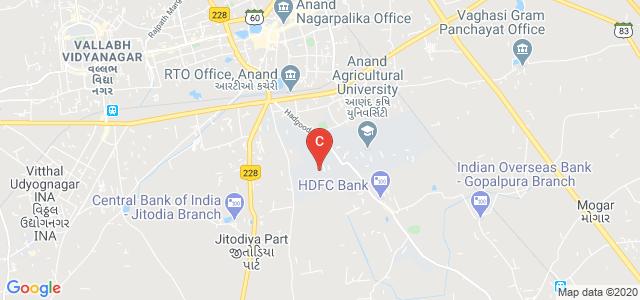 Anand, Gujarat 388110, India