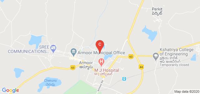 Narendra Degree And PG College, Perkit Armoor, Armoor, Telangana, India