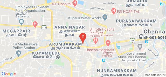 Govt Unani Medical College, PP Garden, Arumbakkam, Chennai, Tamil Nadu, India