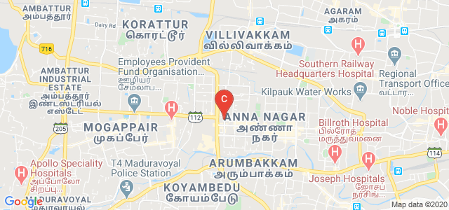 Nithra Institute Of Sleep Sciences, Saptagiri Colony, Anna Nagar, Chennai, Tamil Nadu, India