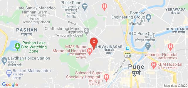Maharashtra State Institute of Hotel Management and Catering Technology, K.M.Munshi Road, Laxmi Society, Model Colony, Shivajinagar, Pune, Maharashtra, India