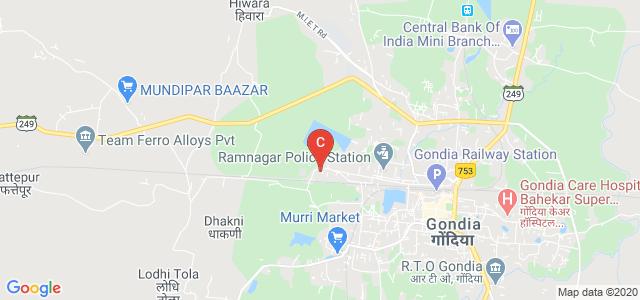 Gondia Homoeopathic Medical College and Hospital, Surya Tola, Gondia, Maharashtra, India