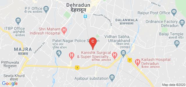 Kukreja Institute Of Hotel Management & Catering Technology, Dharampur Chowk, Bahuguna Colony, Ajabpur Khurd, Dehradun, Uttarakhand, India