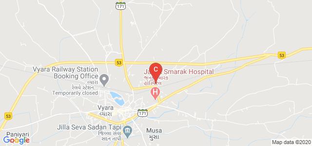 C. N. Kothari Homeopathic Medical College & Research Centre, Vyara, Gujarat, India