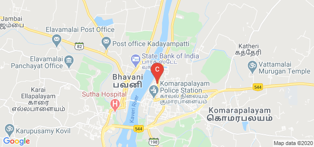 Komarapalayam, Namakkal, Tamil Nadu 638183, India