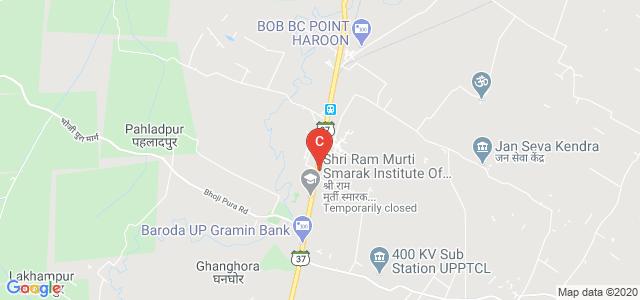 Shri Ram Murti Smarak Institute of Paramedical Sciences (SRMSIPS), Bareilly - Nainital Road, Bhoji Pura, Uttar Pradesh, India