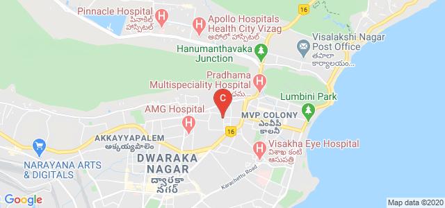 ALLIANCE COLLEGE OF HOTEL MANAGEMENT, Bhanu Nagar, Maddilapalem, Visakhapatnam, Andhra Pradesh, India