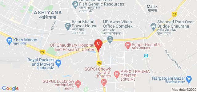 Sardar Patel Post Graduate Institute of Dental & Medical Sciences, Raibareli Road, Utrathia, Chaudhary Vihar, Lucknow, Uttar Pradesh, India