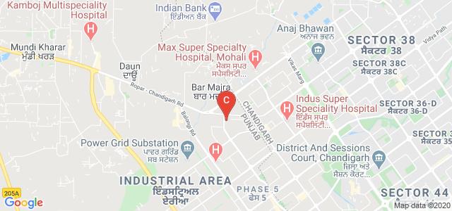 NIIFT, Phase 1, Sector 57, Mohali, Punjab, India
