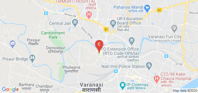 Jagatganj, Varanasi 221002, India