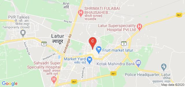 Late Babruwan Vitthalrao Kale (Manjara) Ayurved Medical College & Hospital, Gandhi Market, Sawe Wadi, Latur, Maharashtra, India