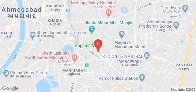 Government MCA College, Padmashree K. K. Shastri Educational Campus, Khokhra Road, Maninagar East, Khokhra, Ahmedabad, Gujarat, India