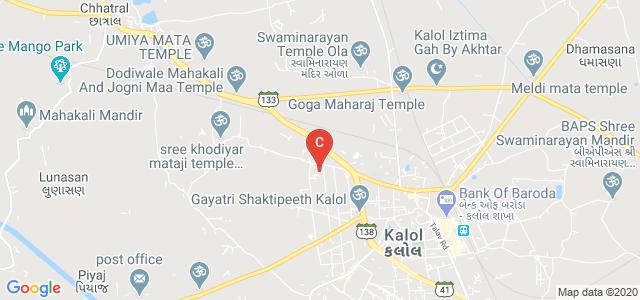 Kalol Institute Of Architecture & Design, Pratap Pura Village, Kalol, Gujarat, India