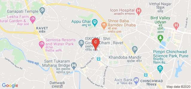 S.B.Patil College Of Architecture And Design, Sector No. 26, Pradhikaran, Nigdi, Pimpri-Chinchwad, Maharashtra, India