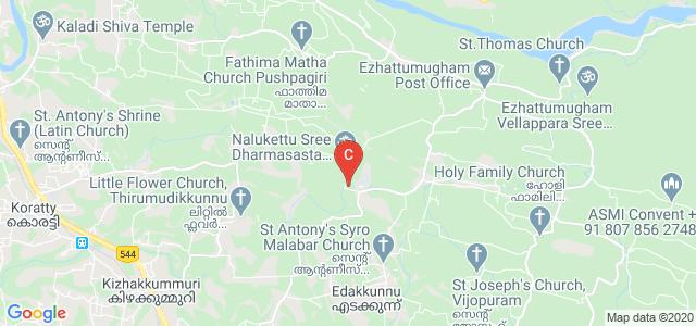 SCMS School of Architecture (SSA), Panthackal-Cheeni-Palissery Road, Palissery, Ernakulam, Kerala, India