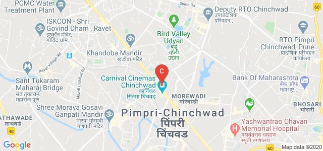 Audyogik Tantra Shikshan Sanstha, Anna Sahib Nagar, Chinchwad, Pimpri-Chinchwad, Maharashtra, India