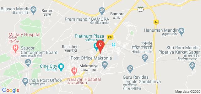 BTIE: B T Institute of Excellence, Gour Nagar, Sagar, Madhya Pradesh, India