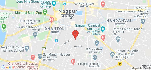 Government Dental College & Hospital, Nagpur, Medical Chowk, Hanuman Nagar, Nagpur, Maharashtra, India