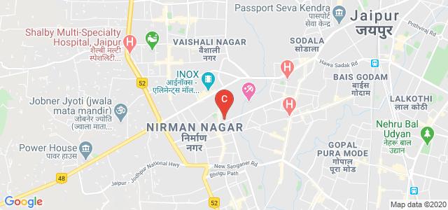 Jaipur Dental Academy, Jan Path, C-Block, Nirman Nagar, Jaipur, Rajasthan, India
