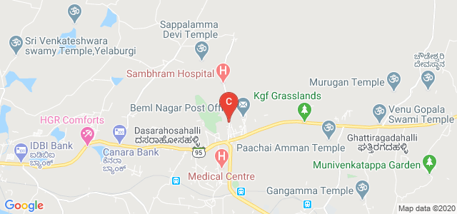KGF College of Dental Sciences & Hospital, Jayanagar, Kolar, Karnataka, India