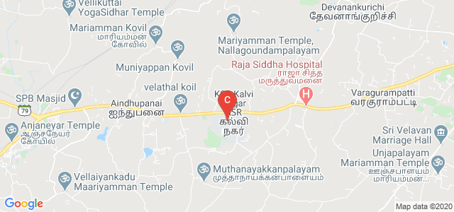 KSR Institute of Dental Science and Research, Tiruchengode, Tamil Nadu, India
