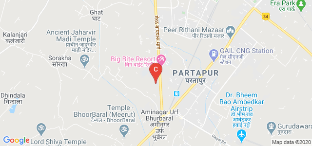 Kalka Dental College & Hospital, Royal Kunj, Partapur, Meerut, Uttar Pradesh, India