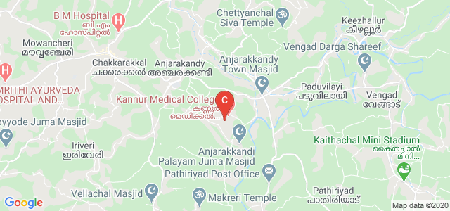 Kannur Dental College, Integrated Campus, PO, Anjarakandy, Kerala, India