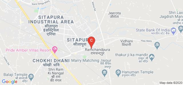 Mahatma Gandhi Dental College And Hospital., Ricco Industrial Area, Sitapura, Jaipur, Rajasthan, India