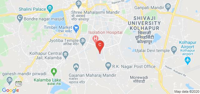 Rajarshi Chhatrapati Shahu Maharaj Government Medical college and CPR hospital, Kolhapur, Shenda Park Road, Shenda Park, Kolhapur, Maharashtra, India