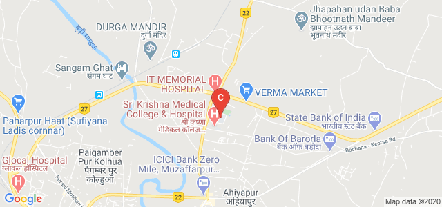 S K Medical College, Uma Nagar, Muzaffarpur, Bihar, India
