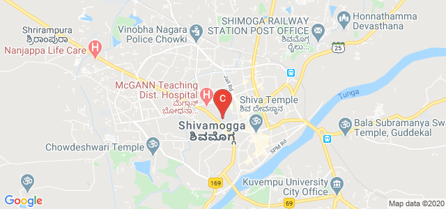 Shimoga Institute of Medical Sciences, Mission Compound, Shimoga, Karnataka, India
