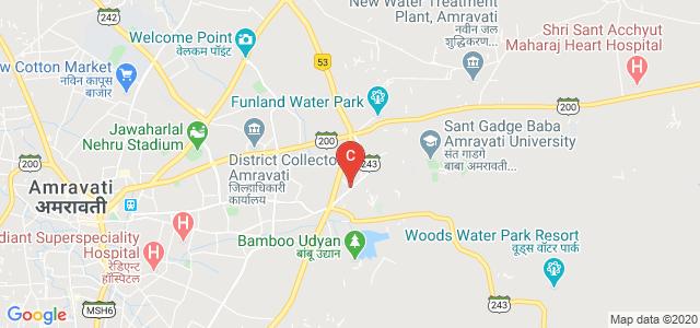 V.Y.W.S. Dental College & Hospital, SRPF Colony, Amravati Camp, Maharashtra, India