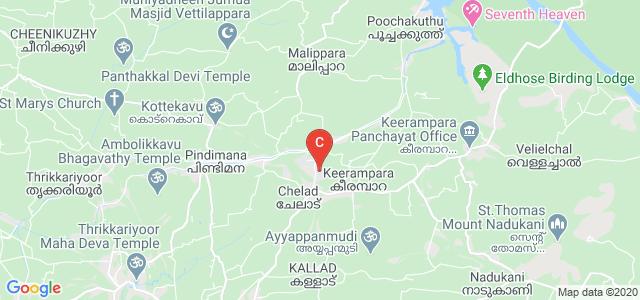 St. Gregorios Dental College, Chelad, Chelad, Kerala, India