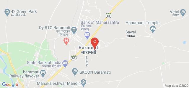 VIIT, Vidyanagari, VP College, Baramati, Maharashtra, India