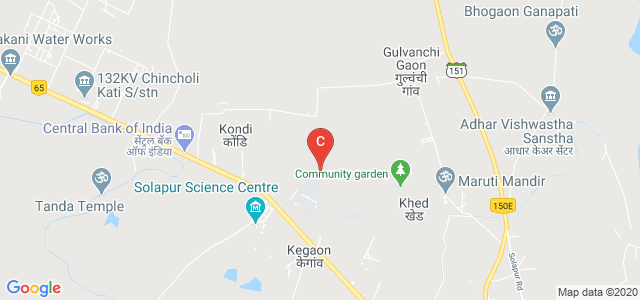 Sinhgad School of Computer Studies, Solapur, Maharashtra, India
