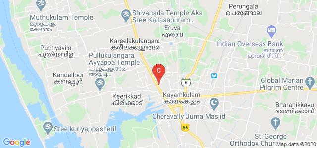 Milad E Sherif Memorial (MSM) College, Kayamkulam, Kerala, India