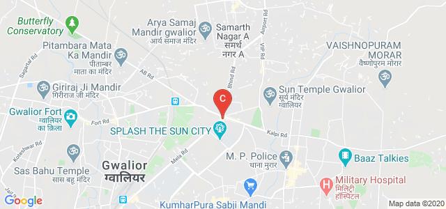 Gwalior Law College, Morar, Gole Ka Mandir Road, Mela Ground, Morar, Gwalior, Madhya Pradesh, India