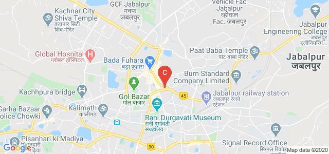 Hitkarini Law College, Ganjipura, Jabalpur, Madhya Pradesh, India