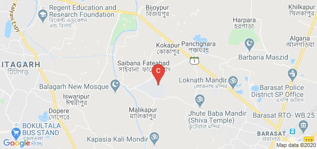 Kingston Law College, Kolkata, North 24 Parganas, West Bengal, India