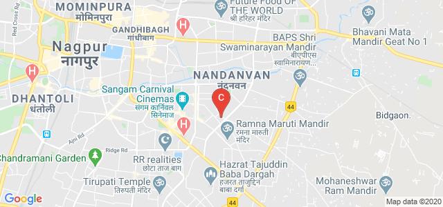 Govindrao Wanjari College of Law, New Nandanvan Layout, Nandanvan, Nagpur, Maharashtra, India