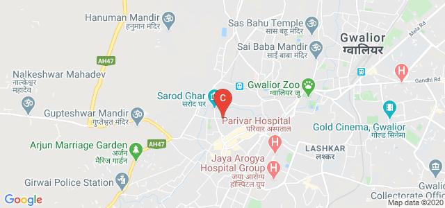 Vivekanand Marg, Shanti Nagar, Bakshi Ki Goth, Gwalior, Gwalior, Madhya Pradesh 474001, India