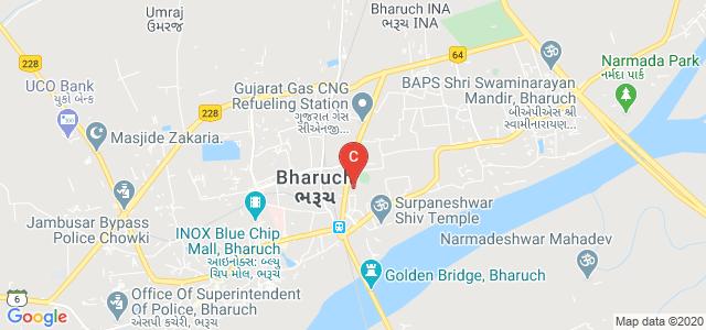 Mahamandleshwar Shri Krishnandji Law College, Bholav, Bharuch, Gujarat, India