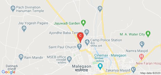 Camp, Malegaon, Nashik, Maharashtra, India