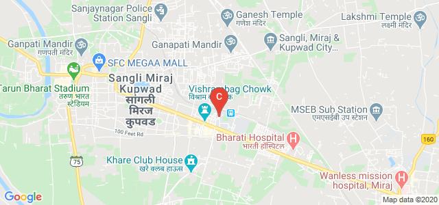 N.S. Soti (Law College), Khatav, Vishrambag, Sangli Miraj Kupwad, Sangli, Maharashtra, India