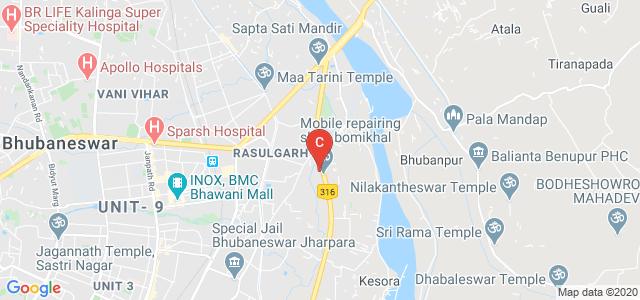 Indian Institute of Science and Information Technology, Rasulgarh, Bhubaneswar, Odisha, India